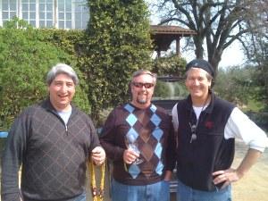 Patrick, Jim, Judd